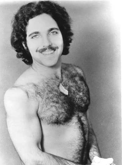 Ron jeremy in playgirl