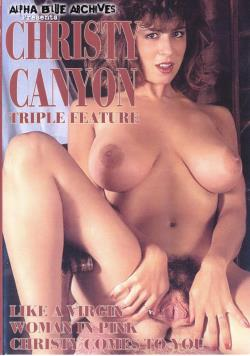 Christy Canyon Triple Feature - Christy Comes To You
