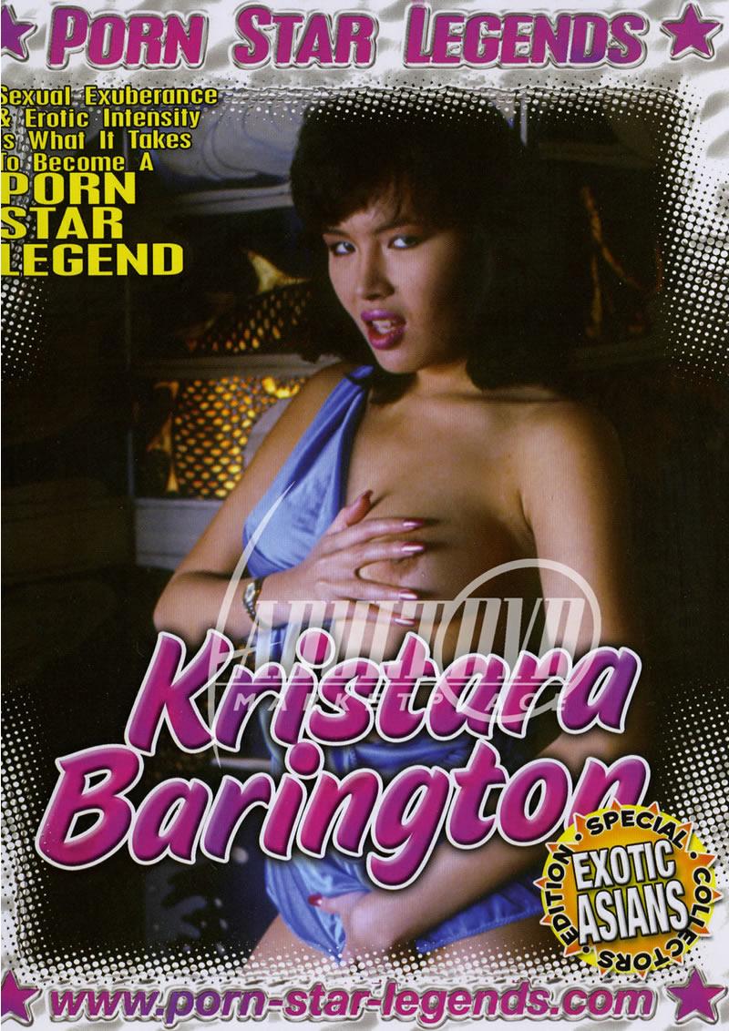 Porn Star Legends - Kristara BaringtonPorn Star Legends - Kristara Barington