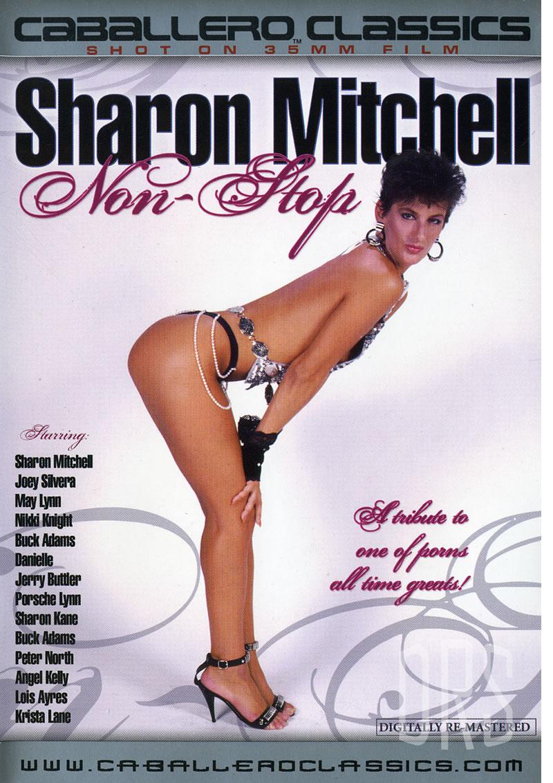 Sharon Mitchell non stop