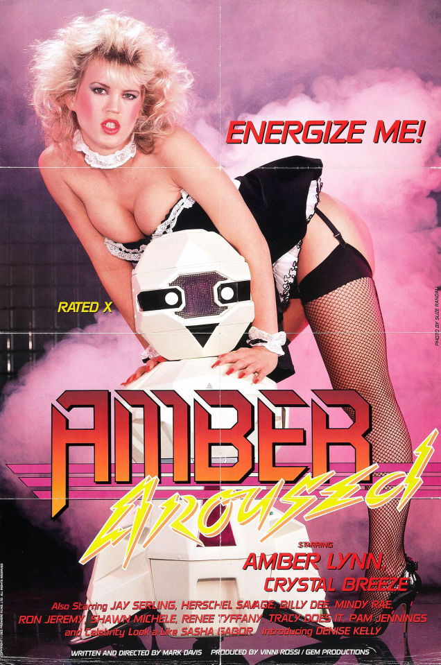 amber aroused