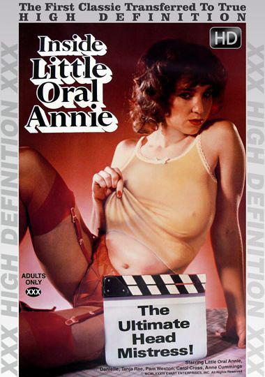Inside LIttle Oral Annie