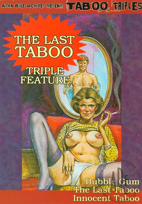 Last Taboo, The: Triple Feature