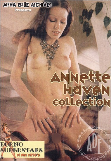 Annette Haven Collection- Compilation