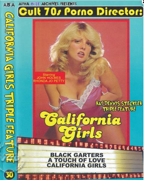 California Girls Triple Feature - California Girls