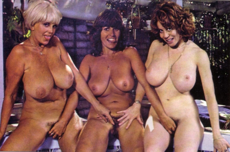 Horny and wild chicks naked