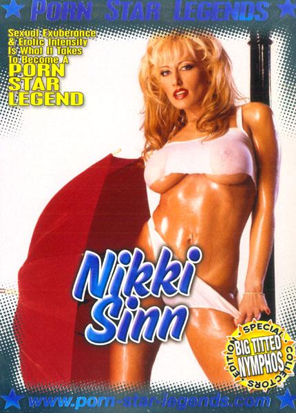 Nikki Sinn porn star legend