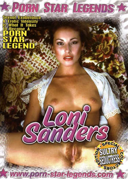 Porn Star Legends Loni Sanders
