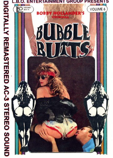 Bubble Butts 6 vintage dvd