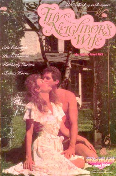 Thy Neighbor's Wife| vintage porn dvd, classic porn dvd, porn star classics, classic porn