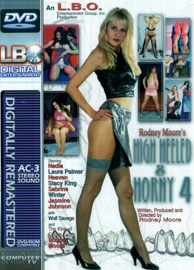 High heeled and horny