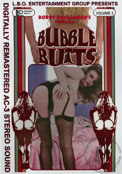 Bubble Butts Volume 3, classic porn dvd, vintage porn dvd, xxx porn dvd, porn star classics update, anal sex, shoe fetish