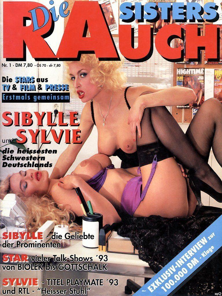 Rauch nackt sylvie Sylvie Rauch